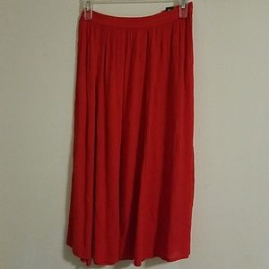 Abercrombie and Fitch Midi Skirt